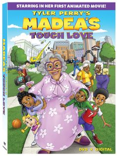 "tyler perry's madea's tough love on dvd | Film, ""Tyler Perry's Madea's Tough Love,"" Arrives On DVD 1/20/15"