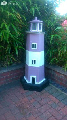 Garden Pallet Lighthouse Lounges & Garden Sets