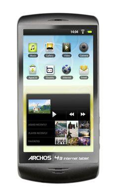 ARCHOS 43 Internet Tablet 16GB