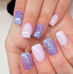 Glitter Nail Art Ideas (60)