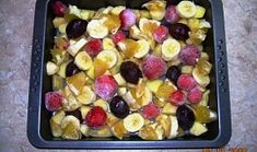 Pečený čaj na zkoušku Fruit Salad, Oatmeal, Food And Drink, Drinks, Breakfast, Morning Coffee, Drink, Macedonia, Fruit Salads
