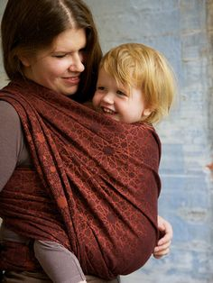 Baby Wrap Andaluz Anise