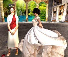 [Blog Post] Last Dance with Rodvik: Strawberry Singh's challenge has me dancing down memory lane. #secondlife