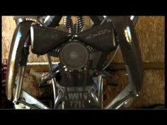 Norton Commando Transformer by Steve Twist