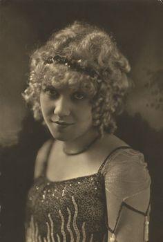 Louise Fazenda by Witzel, mid 1910s