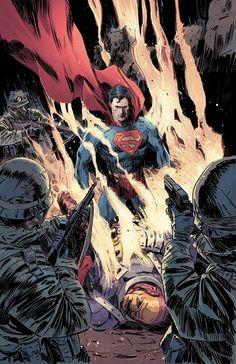 Adventures of Superman #6 - Mitch Breitweiser