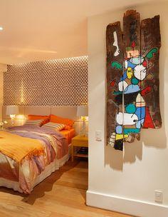 colorful bedroom #bedroom #quarto #decor