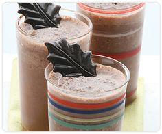 Iced Summer Shake-Up You can use either the fudge pop mix or the hot chocolate mix to make this yummy drink :)