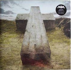 Justice Audio, Video, Disco Vinyl Double LP