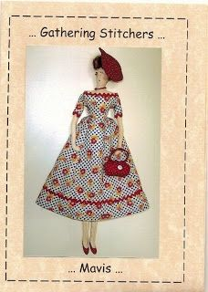 Mimin Dolls: Tilda Lady