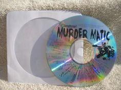 Murder Matic CD Mastamind Mr. Y.U.G. Shock Sum One Kardiac Be...