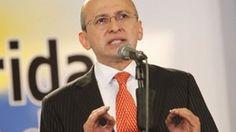 """""""Puede existir conexidad entre el secuestro y la extorsión con el delito político"""", dijo el fiscal general, Eduardo Montealegre."""
