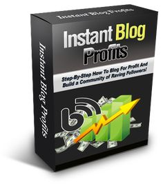This is THE essential course on profit blogging. If you're just starting out, this is the perfect companion.  You'll discover step by step how to blog for profit and build a community of raving followers!
