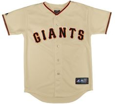 MLB San Francisco Giants Replica Jersey, Ivory, 4 Toddler, http://www.amazon.com/dp/B00F5Y30NK/ref=cm_sw_r_pi_awdl_.MyIsb1ZX1EAM