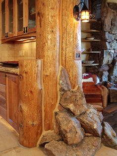 Spaces Sitka Log Homes Design, Pictures, Remodel, Decor and Ideas - page 2