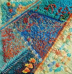 Inspiration: Claudia W – Needle Work