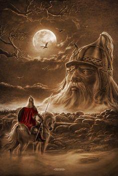 Славянский мир Игоря Ожиганова - Ярмарка Мастеров - ручная работа, handmade