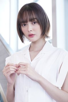 Actress Photos, Korean, Feminine, Make Up, Asian, Poses, Actresses, Girls, Beauty