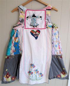MyBonny Collage Clothing Folk Art