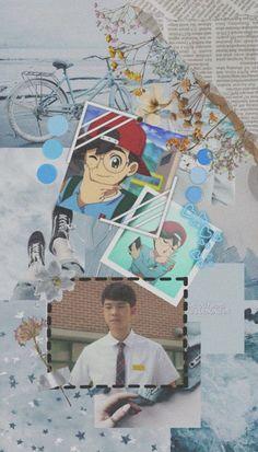 Anime Korea, Hyun Woo, Anime Neko, Invite Your Friends, Origami, Wallpaper, Drawings, Conan, Painting