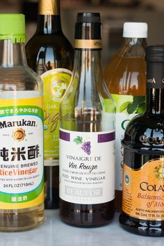 5 Essential Vinegars for Your Pantry — Stock the Pantry