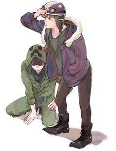 画像 Anime Love, Minecraft, Twitter, Image