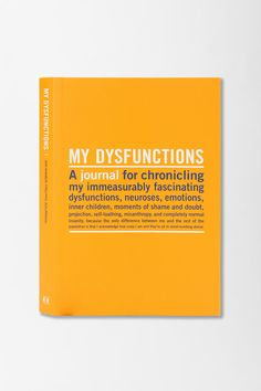 a journal for chronicling my immeasurably fascinating dysfunctions, neuroses, emotions, inner children, moments of shame and doubt, projection, self-loathing, misanthropy, and completely normal insanity, because the only difference between me and the rest of the population is that i acknowledge how crazy i am and they're all in mind-numbing denial.  HILARIOUS!