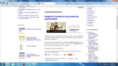ANGELICA FUENTES TELLEZ  EL EMPODERAMIENTO DE LAS MUJERES  EL PLAN ESTRATEGICO DE JUAREZ