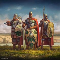 Rus Warriors