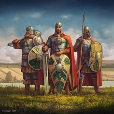 Rus Warriors