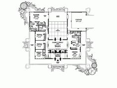 House plans, Craftsman house plans and Craftsman houses on Pinterest