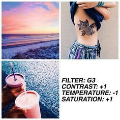 Instagram media by vscofiltrs - #filtrsG3  free filter❕this looks really good on simple & colorful pictures, it's also really nice for a feed.  buuuuut, this looks really bad on selfies tbh so I wouldn't recommend it for that  — thank you so much for 53k!!!  — also, you can get all the paid filters for free with the link in my bio. more info on @vscofiltrsbackup…