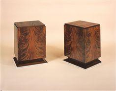 Custom Made Deco Bedside Tables