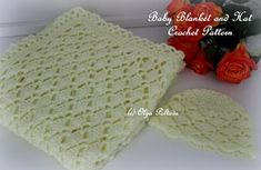 Simple Granny Stitch Crochet Dress, Size Years Old, Free Crochet Pattern Crochet Baby Booties Tutorial, Baby Blanket Tutorial, Crochet Bebe, Crochet Baby Hats, Baby Blanket Crochet, Free Crochet, Crochet Angels, Crochet Summer, Crochet Flower