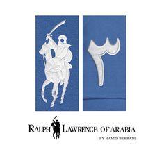 Ralph, Lawrence of Arabia!