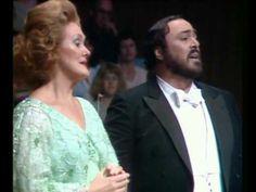 Luciano Pavarotti & Joan Sutherland - La Sonnambula - Prendi: l'anel ti ...