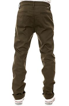 The 504 Commuter Jeans in Forest by Levis