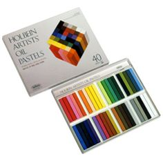 Holbein Artists' Oil Pastel