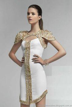 94b104176 Las 21 mejores imágenes de Vestidos Noche