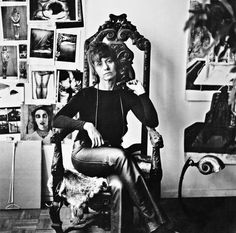 Diane Arbus, Through Her Lens Darkly