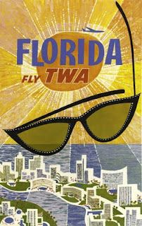 Florida via TWA - the good ole days