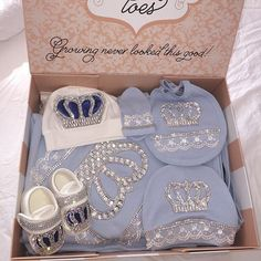 Baby Bling  Best Baby Shower GIfts From www.ittybittytoes.com itty bitty toes