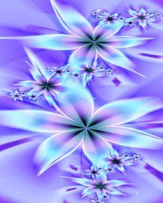 Air Flowers by LaraBLN on DeviantArt