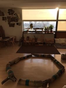 Interactive Play Exhibit for Kids (Free) | Mom and Dad Central #artsforkids #reggioemilia #earlyeducation #montessori