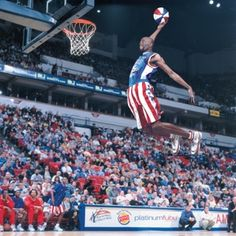 Harlem Globetrotters - Pure basketball entertainment!