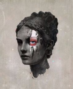 Tom Bagshaw. Recent work by artist Tom Bagshaw... - SUPERSONIC ART