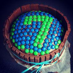 K's liv ?: Kitkat kage....... Chokolade med chokolade og chokolade.....