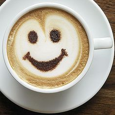 If you've been paying attention on social media you've probably heard some scuttlebutt about Happy Coffee. What is this and why are people so freckin happy? Coffee Type, Great Coffee, Coffee Art, Hot Coffee, Drink Coffee, Coffee Club, Coffee Ideas, Happy Coffee, Smoothies