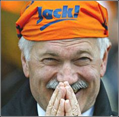R.I.P Jack Layton, you will be missed.