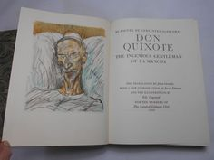 Miguel de Cervantes Saavedra - Don Quixote, the ingenious gentleman of la Mancha - 2 volumes - 1950 - Catawiki